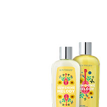 Sun Valley Sunshine Melody Body Wash & Body Lotion Duo