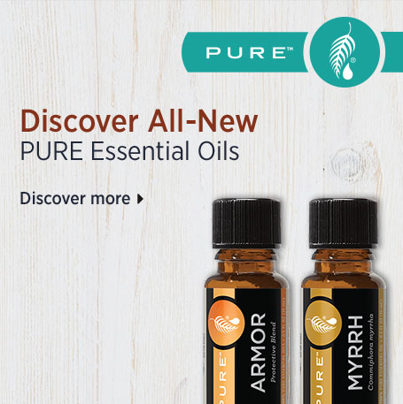 Discover All-New Essential Oils
