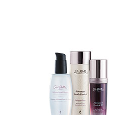 Sei Bella Necessities Skin Care Set. Beyond the basics.