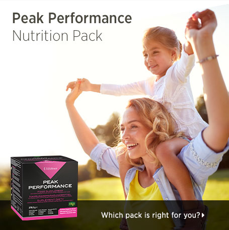 Peak Performance Nutrition Pack. Which Pack is right for you?