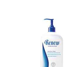 NURTURE YOUR SKIN with Renew Lotion!